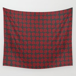 Roses pattern III Wall Tapestry