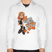 ginger Hoodies featuring Ginger by lilbutt