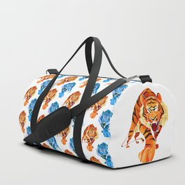 Tiger Duffle Bag