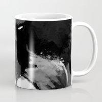 bats Mugs featuring Bats by Scofield Designs