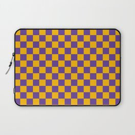 Checkered Pattern II Laptop Sleeve
