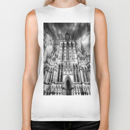York Minster Cathedral Biker Tank