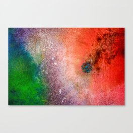 SPECKLE II Canvas Print