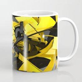 3d graffiti - 'Voltage Coffee Mug