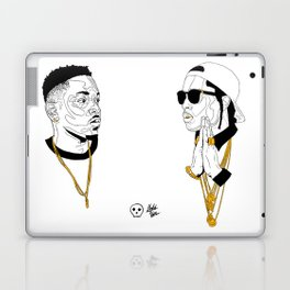ASAP Rocky Laptop & iPad Skin