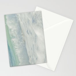 Sea Foam - Ocean Medley Stationery Cards