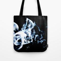 Drifting Smoke Tote Bag