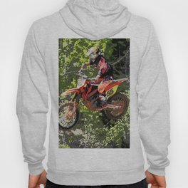 High Flying Racer - Motocross Champ Hoody