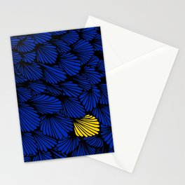 Happy abstract: Seaworld Nr:01 Stationery Cards