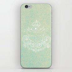 The Evil Eye Emblem  iPhone & iPod Skin