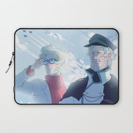 Brothers in Arms Laptop Sleeve