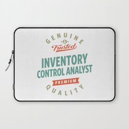 Inventory Control Analyst Laptop Sleeve