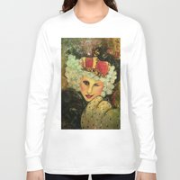 royal Long Sleeve T-shirts featuring Royal by Liz Atmore-Vitols
