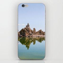 mono lake iPhone Skin