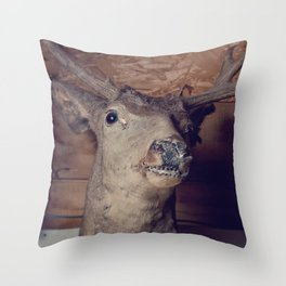 Uncle Buck Throw Pillow