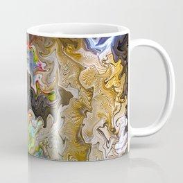 """Arezzera Sketch #621- """"Tempio del Pipistrelle"""" (""""Temple of the Bat"""") Coffee Mug"""
