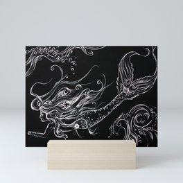 Deep Dreams Mini Art Print