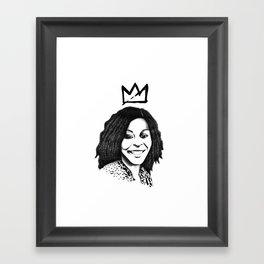 Sandra Bland Framed Art Print