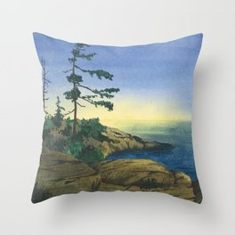 William #8 Throw Pillow