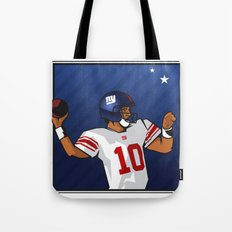 Eli - the SuperBowl MVP Tote Bag