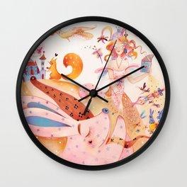 Au pays des rêves  Wall Clock