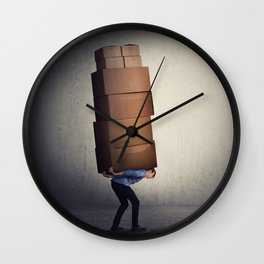Overloaded Wall Clock