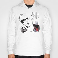 exo Hoodies featuring Love Me Right - Chanyeol by emametlo