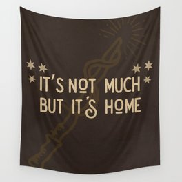 But Its Home Potter Gryf Wall Tapestry