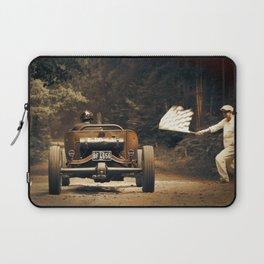 Hot Rod Racing Laptop Sleeve