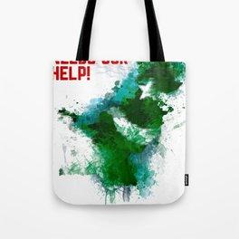 PK Flooding Tote Bag