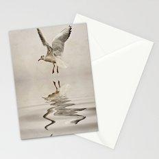 Black-headed gull Stationery Cards