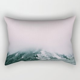 The Disappearance Rectangular Pillow