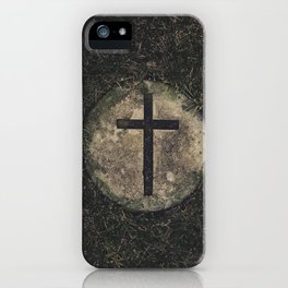 Iconography iPhone Case