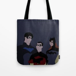 Batfamily Minimalism Tote Bag