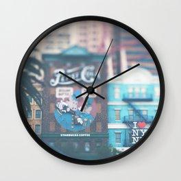 I Heart New York ... Wall Clock