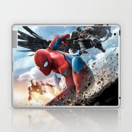 spider man homecoming Laptop & iPad Skin