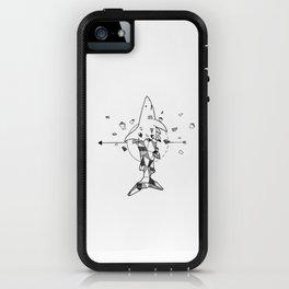 Shark Break iPhone Case