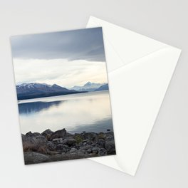 Mt. Cook Stationery Cards