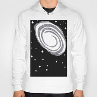 cosmic Hoodies featuring cosmic  by Dal Sohal