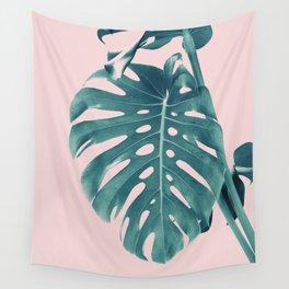 Monstera Delight #3 #tropical #decor #art #society6 Wall Tapestry