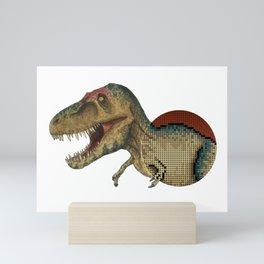 Tyrannosaurs Rex Mini Art Print