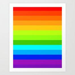 Rainbow Kunstdrucke