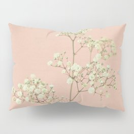 Baby's Breath Pillow Sham
