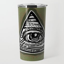 Eye of Providence Travel Mug