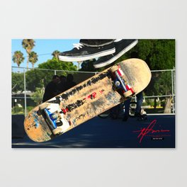 Tricks Canvas Print