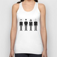 u2 Tank Tops featuring U2 by Band Land