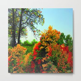 Landscape - Gabriel Kasumu Metal Print
