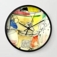 kitchen Wall Clocks featuring kitchen by Matteo Lotti