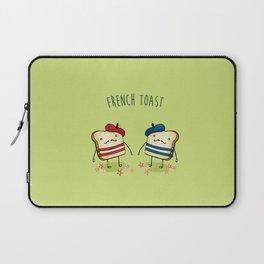 French Toast Laptop Sleeve