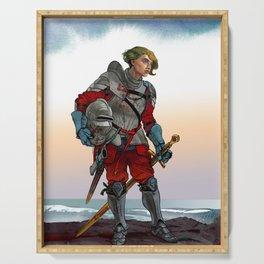 Knight of the Blackrocks Serving Tray